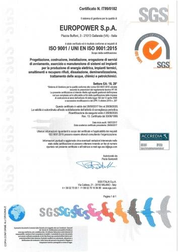 ISO 9001_2015 -ITA_1